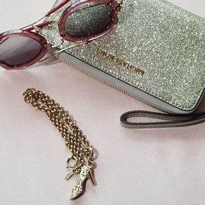 MICHAEL KORS GIFTABLES Lge Flat Phone Case/Wallet